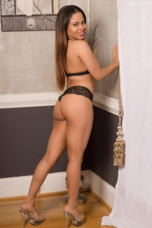 Annastasia thai massage and escort